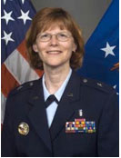 Photo of Carol Ann Fausone.