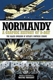Normandy Graphic cover