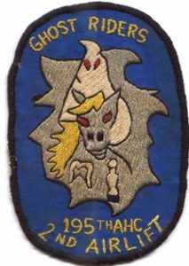 Ghostrider Patch 195th