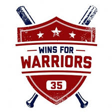 Wins for Warriors logo