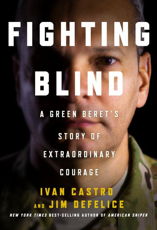"""Fighting Blind"" with Green Beret Ivan Castro"