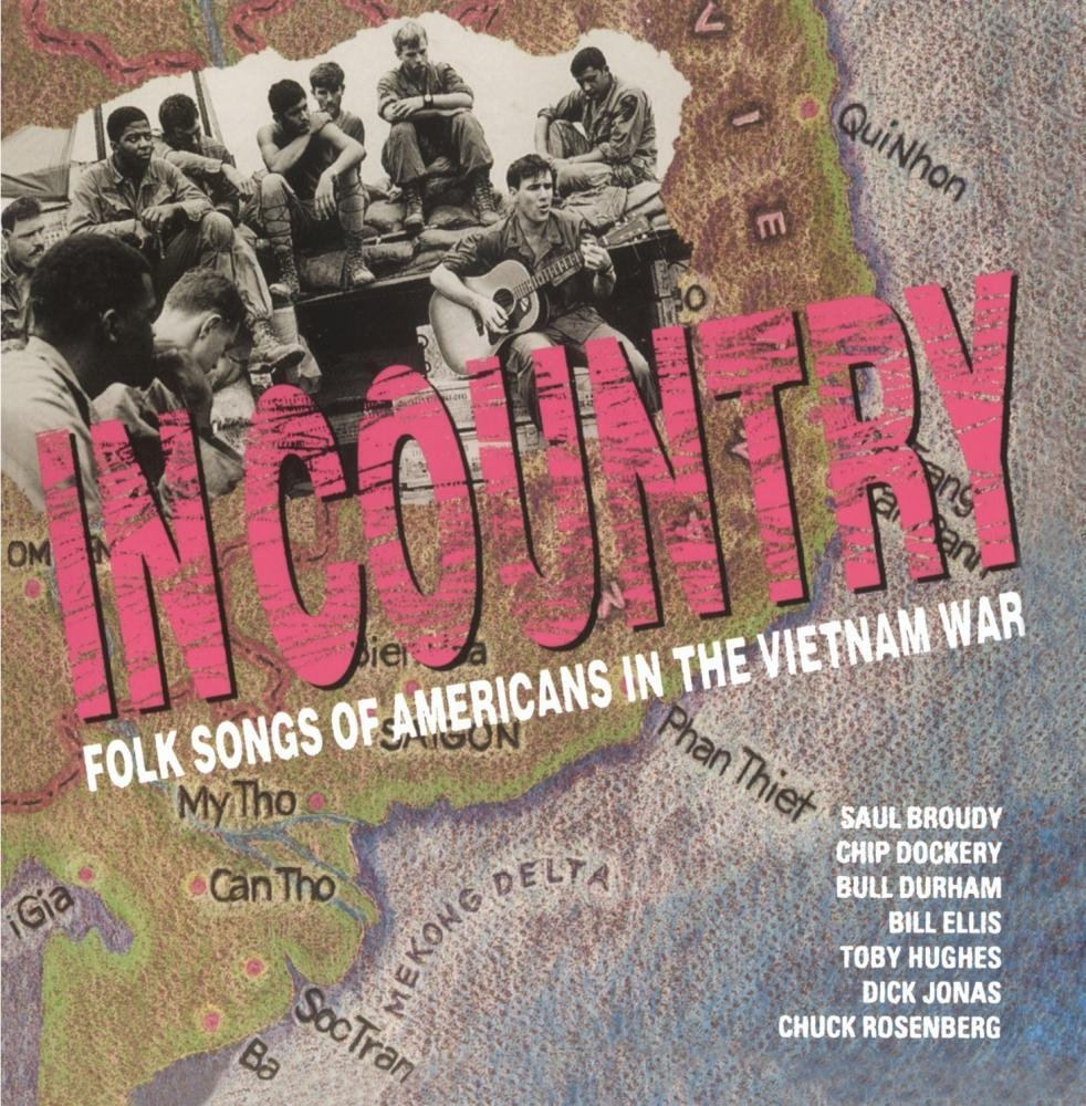 """In Country"" Folk Songs by Vietnam Veterans"