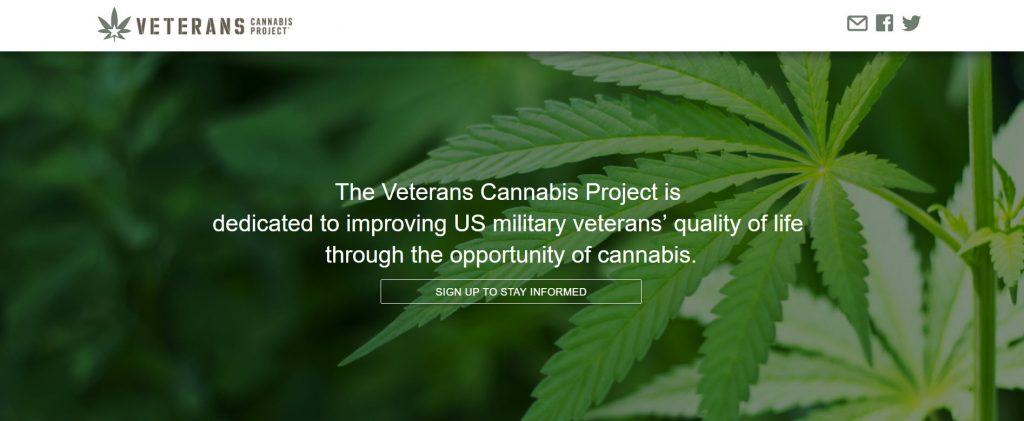 Veterans Cannabis Project