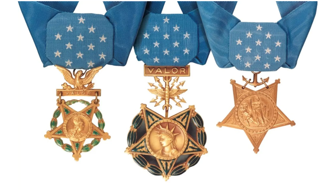 Medal of Honor Triad