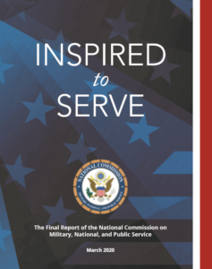 2020 March Final Report Inspired to Serve
