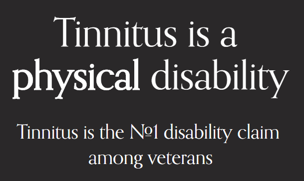 Vets With Tinnitus Jason Lewis