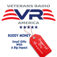 Buddy Money Gift for Veterans Radio America Mission
