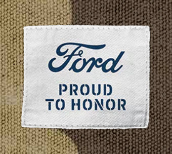 Ford ProudToHonor