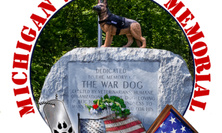 Tim O'Brien's Vietnam & Phil Weitlauf's War Dog Memorial