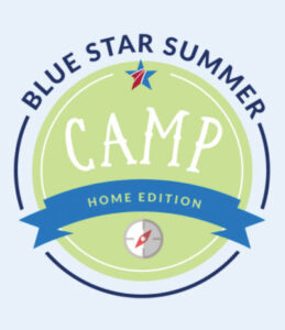 Blue Star Families Summer Camp Home Edition