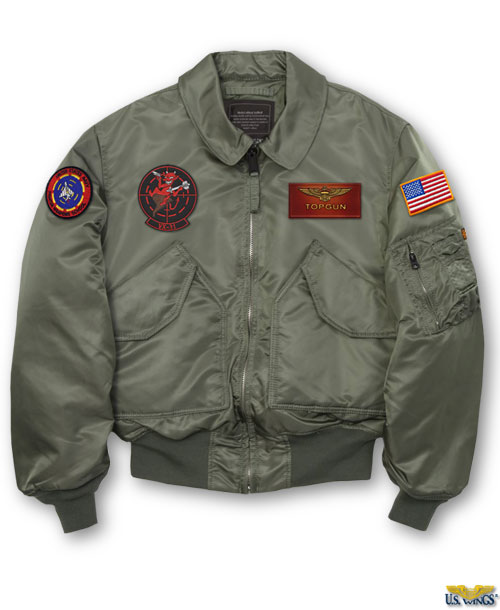 Maverick Jacket by US Wings