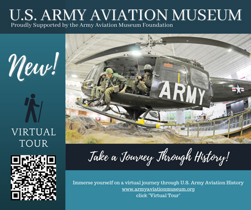 US-Army-Aviation-Museum-Virtual-Tour-2021